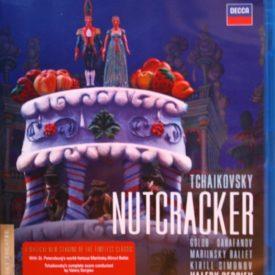 "DVD ""Tchaikovsky - Nutcracker"" / ""Чайковский - Щелкунчик"""