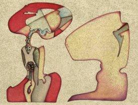 "Жикле ""Метафизический синтетизм 002"""