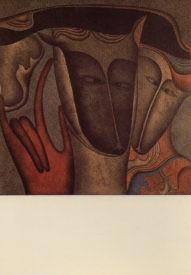 Открытка Метафизика. М. Шемякин
