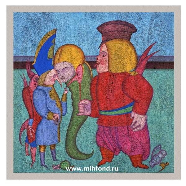 """Жикле """"Карнавалы Санкт-Петербурга"""" 02"""