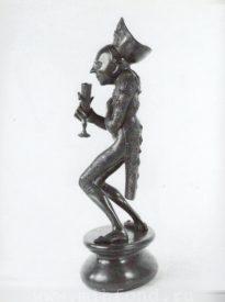 Бронзовая скульптура 'Карнавал Санкт-петербурга 05' Автор М.Шемякин