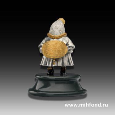 М.Шемякин. Гость первый