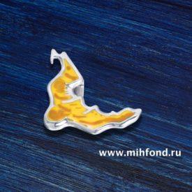 "Кулон-подвес ""Башмак"" М.Шемякин"