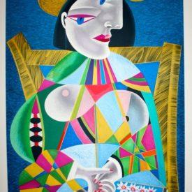 Трансформации с Пикассо