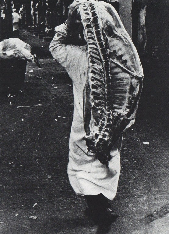 "Фотография М.Шемякина "" Тушеноши Тротуаров Парижа"" -1"
