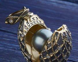 Кулон-подвес «Морской конек»