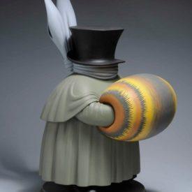 Уходящий гость (ребенок) fb11. Скульптура М.Шемякина