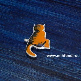 """Кулон-подвес """"Кот"""" М.Шемякин"""