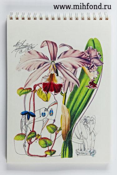Блокнот Ботаника