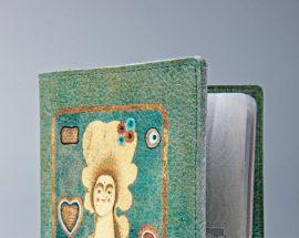 Обложка на паспорт Галантный век