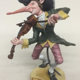 Rat fiddler